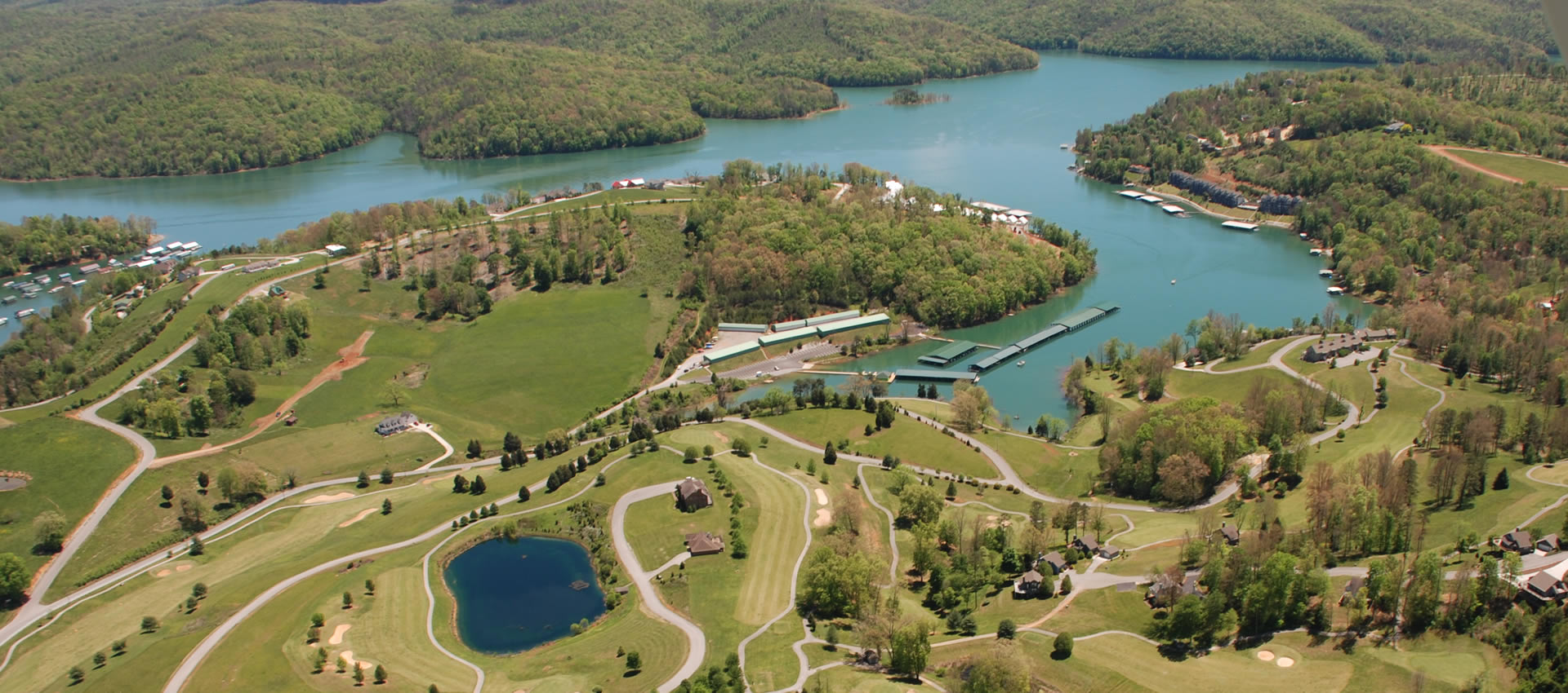 Deerfield resort norris lake norris lake rentals for Norris lake fishing