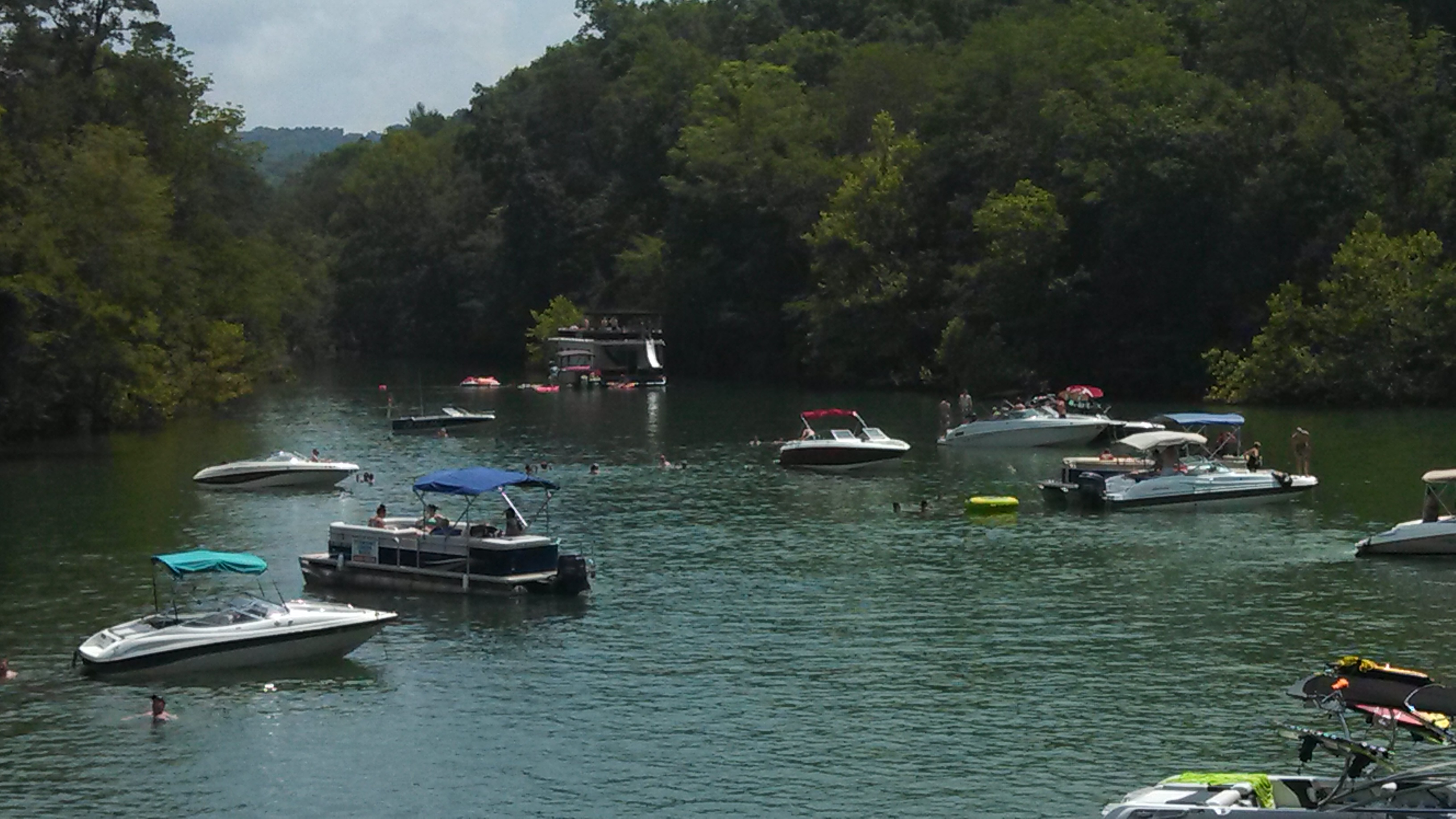 Springs dock norris lake summer fun norris lake rentals for Norris lake fishing